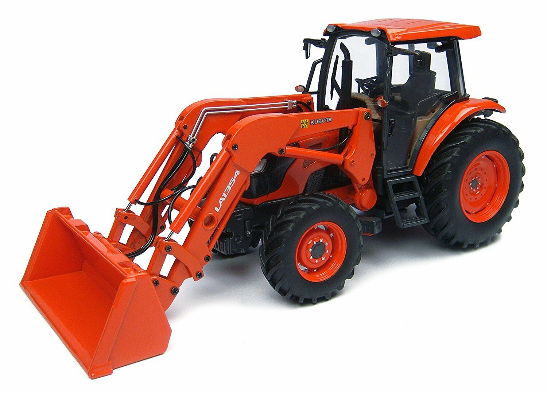 4869 Kubota M9960 with front loader  , 1 32 Universal Hobbies