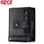 Unisex-Genuine-Leather-Cowhide-Wallet-Trifold-Credit-Card-ID-Holder-Zip-Purse thumbnail 19