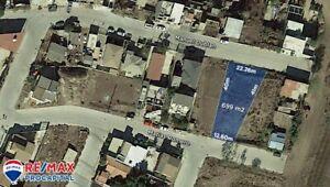Terreno residencial en Venta Colonia Benito Juárez Playas de Rosarito Baja California