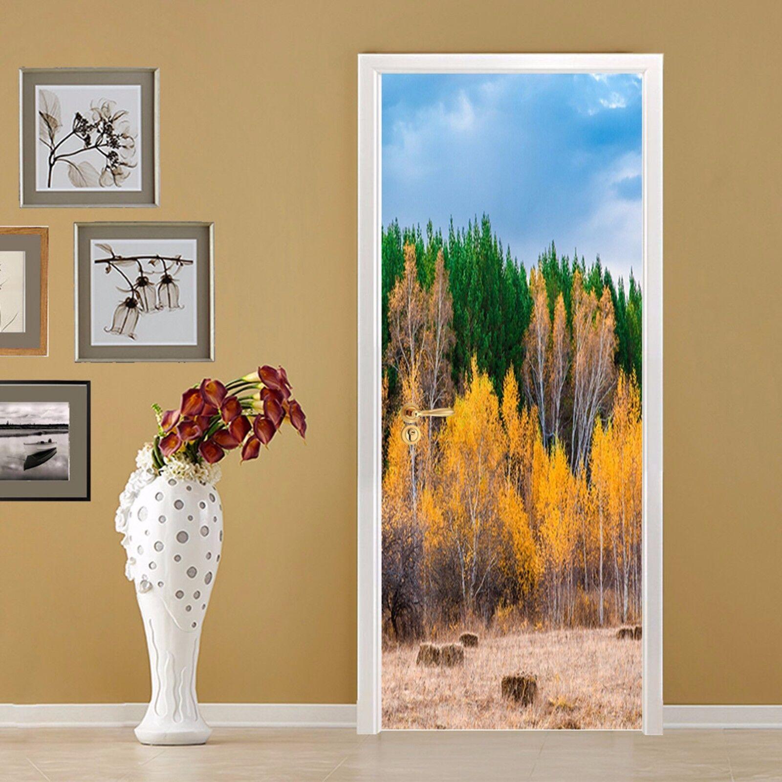 3D Wald 760 Tür Wandmalerei Wandaufkleber Aufkleber Aufkleber Aufkleber AJ WALLPAPER DE Kyra | Offizielle Webseite  | Gutes Design  |  c8acbe