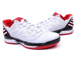 wholesale dealer b3d3d 4be4c Image is loading Adidas-Rose-2-5-Lo-Mens-Basketball-Shoes-