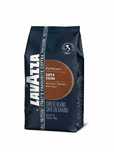 Lavazza Super Crema Coffee Beans 1kg for sale online | eBay