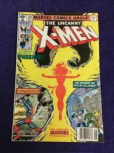 Uncanny-X-Men-125-VG-4-5-1st-appearance-Proteus-Wolverine-Phoenix