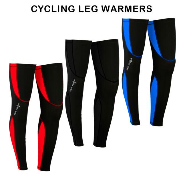 Mens Cycling Knee Warmer Thermal Winter Running Cycle Knee Warmers