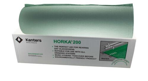 Rolle Kükenpapier HORKA 200 m