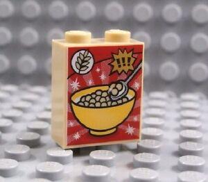 NEW Lego Minifig DARK RED FLOWER POT Kitchen Food Bowl  2 x 2 Round Dome Brick