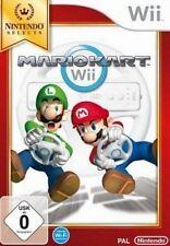 Für Nintendo Wii und Wii U MARIO KART Nur Software DEUTSCH BRANDNEU