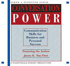 Conversation Power: Communication for Business and Personal Success by James K Van Fleet (CD-Audio, 2002)