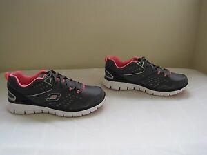 621e663d98fb New! Women s Skechers Synergy Front Row Athletic Training Shoe 12013 ...