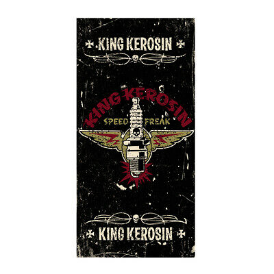 King Kerosin Multifunktionstuch / Tunnel Engine 100% Garantie