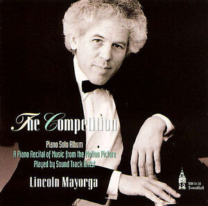 FREE US SHIP. on ANY 3+ CDs! NEW CD : The Competition, A Piano Recital from the