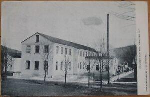 1908-NY-Postcard-Canisteo-Silk-Mill-Canisteo-New-York