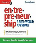 Entrepreneurship: A Real-World Approach: Hands-On Guide for Today's Entrepreneur by Rhonda Abrams (Paperback / softback, 2012)