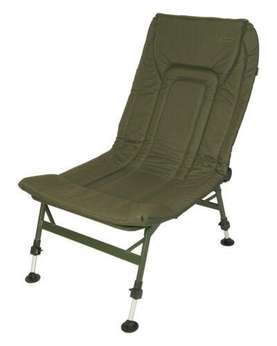 Daiwa MISSION Pêche À La Carpe Chaise réglable avec cadre en aluminium DMCC 1