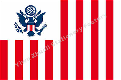 US Customs Service Flag 3X2FT 5X3FT 6X4FT 8X5FT 10X6FT 100D Polyester