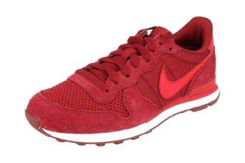 10 Red 600 11 White Trainers 9 Av8224 Nike Internationalist Uk Se Team AwI47vq