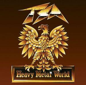 TSA Heavy Metal World (wersja ang.) CD POLISH Shipping Worldwide - Szydlowiec k Radomia, Polska - TSA Heavy Metal World (wersja ang.) CD POLISH Shipping Worldwide - Szydlowiec k Radomia, Polska