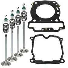 CYLINDER INTAKE EXHAUST VALVE KIT Fits CAN-AM OUTLANDER L 450 570 2016