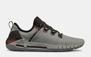 best sneakers 59e5f 10dcc Details about UNDER ARMOUR UA HOVR SLK 3021220 003 GRAY BLACK NEW SNEAKERS