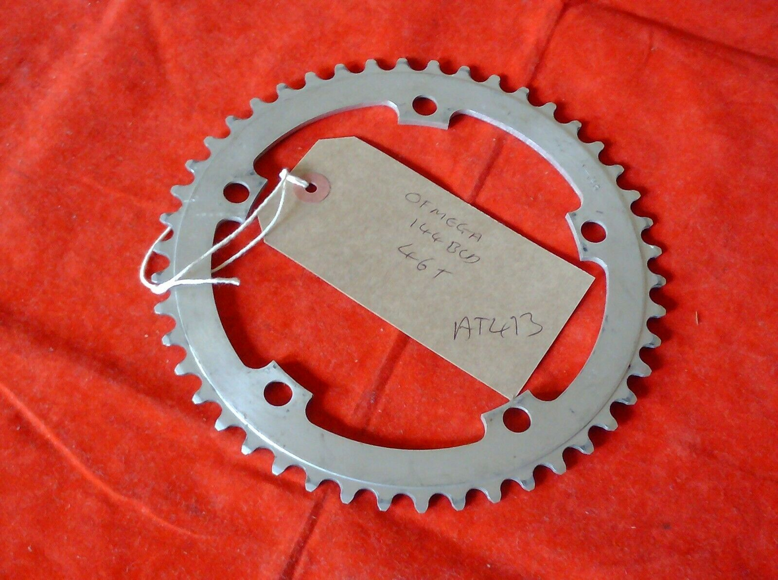 46 TOOTH OFMEGA  144BCD  CHAINRING