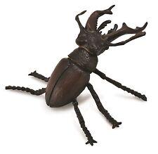 Hirschkäfer 7 cm Insekten Collecta 88703