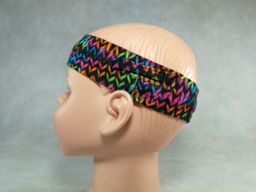 HANDMADE High Quality VREE COLORS Cochlear Implant Cotton Comfort Headband
