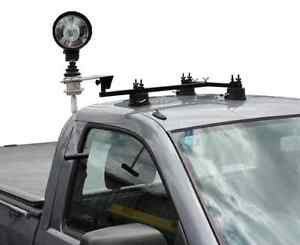 NEW-Max-Lume-3-Suction-Cup-Spotlight-Vehicle-Mount-with-Folding-Remote-Handle