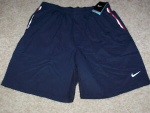 Nike Men's  Dri-Fit Tennis Shorts Style #480244-451 New With Tags