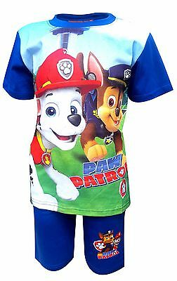 Despicable Me Boys Minions Short Pajamas 3-8 Years