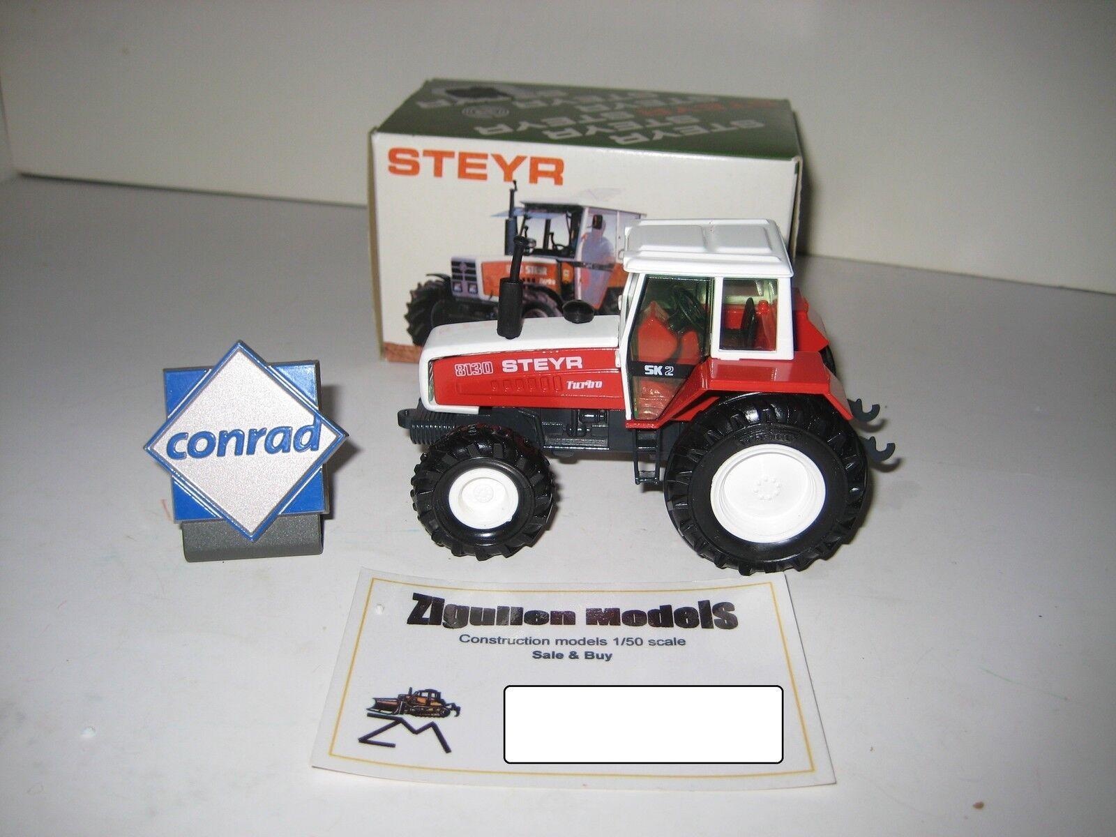 descuento de ventas en línea STEYR 8130 TURBO SK 2 2 2  5018.1 CONRAD 1 43 OVP  alta calidad