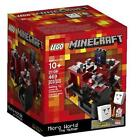 LEGO Minecraft Micro World – The Nether (21106)