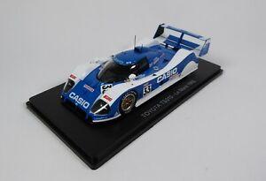 Toyota-TS010-Le-Mans-1992-1-43-Spark-Hachette-Diecast-Model-Car-16