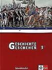Geschichte und Geschehen - aktuelle Ausgabe / Ausgabe für Baden-Württemberg / Schülerbuch 8. Schuljahr von Michael Epkenhans, Ursula Fries und Gerhard Henke-Bockschatz (2005, Gebundene Ausgabe)