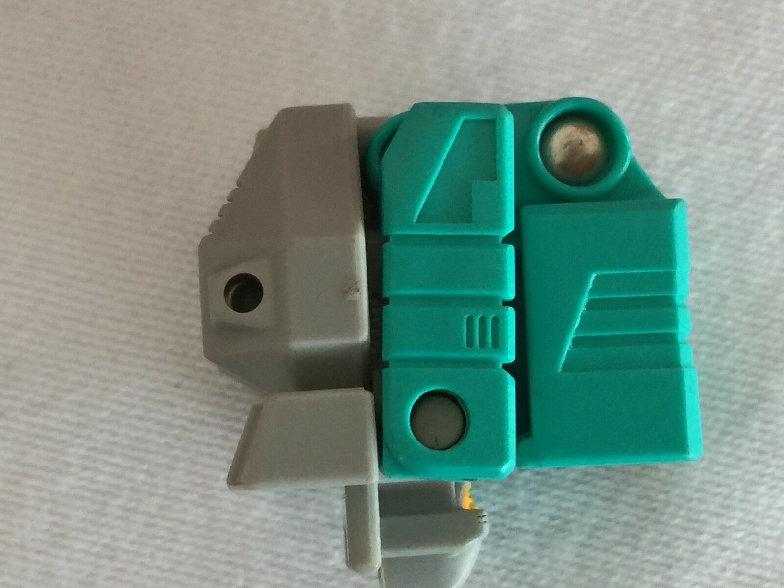 Transformers G1 G1 G1 Parts 1988 ARCANA Brainstorm figure headmaster bed17b