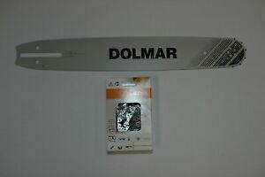 Dolmar ES-38A SWS Schwert Führungsschiene 35cm 3//8 1,1 mm p.f