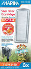 Hagen Marina Bio-clear Slim Filter Goldfish Cartridge 3pack