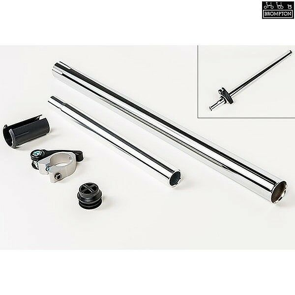 Genuine BROMPTON SEATPOST TELESCOPIC WORLDWIDE