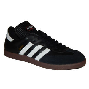 Adidas Men's Samba Classic Soccer / Lifestyle Shoe NEW Black/White 034563