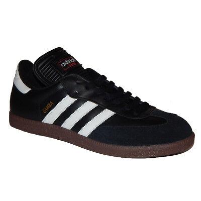 Adidas Men's Samba Classic Soccer Lifestyle Shoe NEW BlackWhite 034563 | eBay