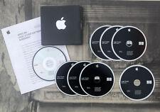 Apple Logic Studio (incl. LOGIC PRO 8) _ Retail + universale: g4, g5 + Intel