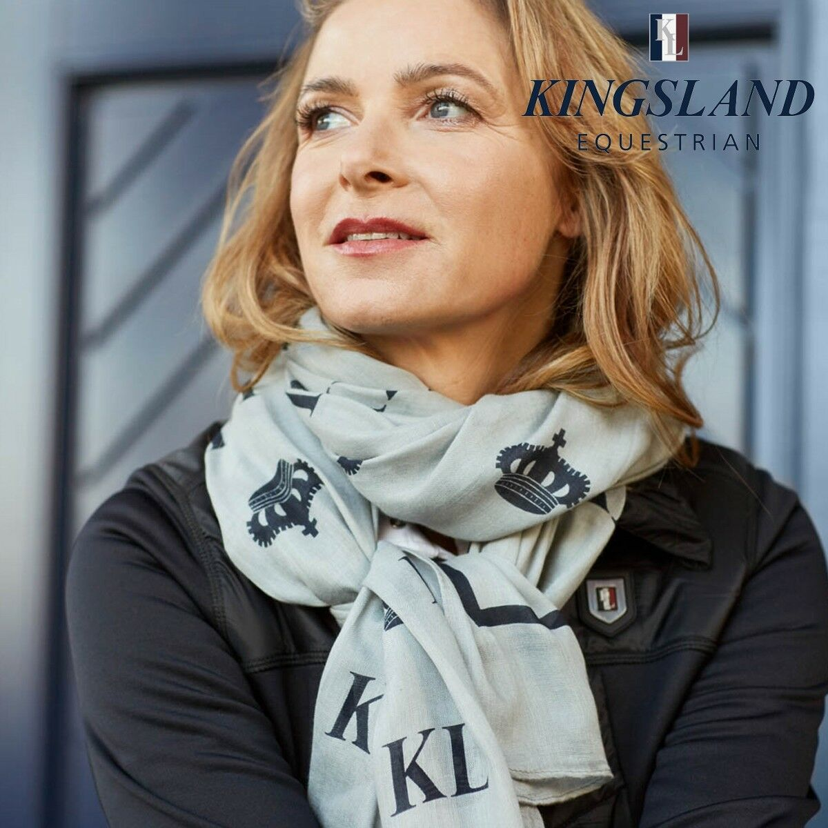 Kingsland St  Marys Scarf - Free UK Shipping  discount store