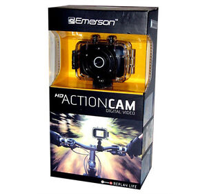 Emerson-HD-Action-Cam-with-Waterproof-Case-and-Bike-Mount