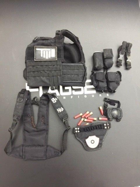 Flagset FS73008 Masked Mercenaries -  Vest Set