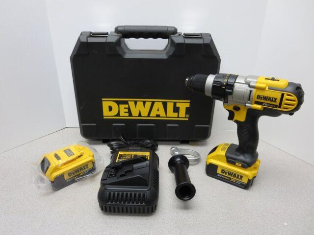 """DeWALT DCD980M2 20V Li-Ion 1/2""""  Cordless Drill/Driver"""