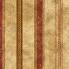 2804NB MINIATURE DOLLHOUSE WALLPAPER 1:12 SCALE-DANIELLA PLAID-OLIVE NO BORDER