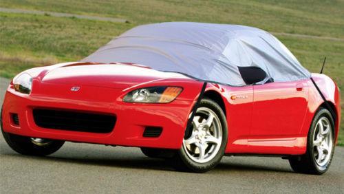 Honda S2000 Half Size Car Cover