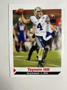Taysom Hill 2014 Sports Illustrated SI Kids Rookie Card ...Taysom Hill Kids