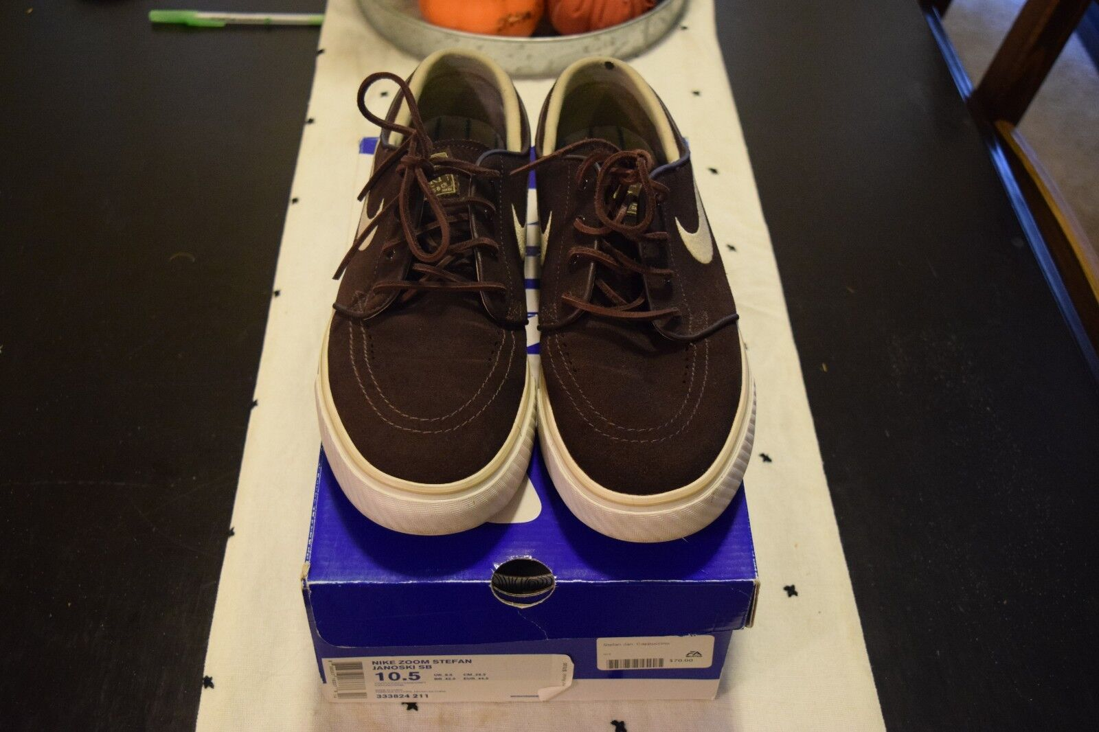 100% authentic 276c9 920df ... clearance nike sb zoom janoski og cappuccino size 10.5 10.5 size 7a82eb  742d5 8901b