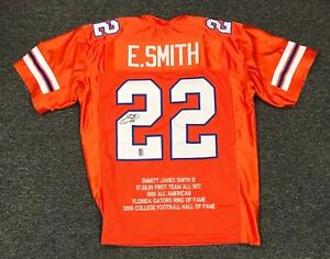 120c682fc Emmitt Smith  22 Signed Florida Gators