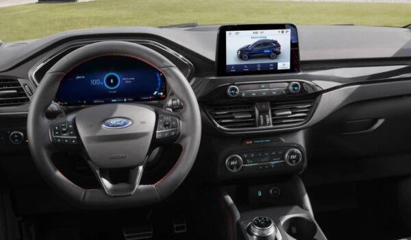 Ford Kuga 2,5 PHEV ST-Line CVT - billede 3